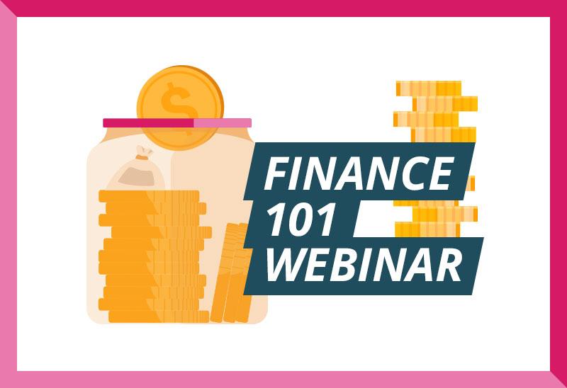 Finance 101 Webinar: Covid-19