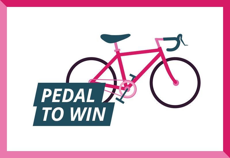 Pedal to Win