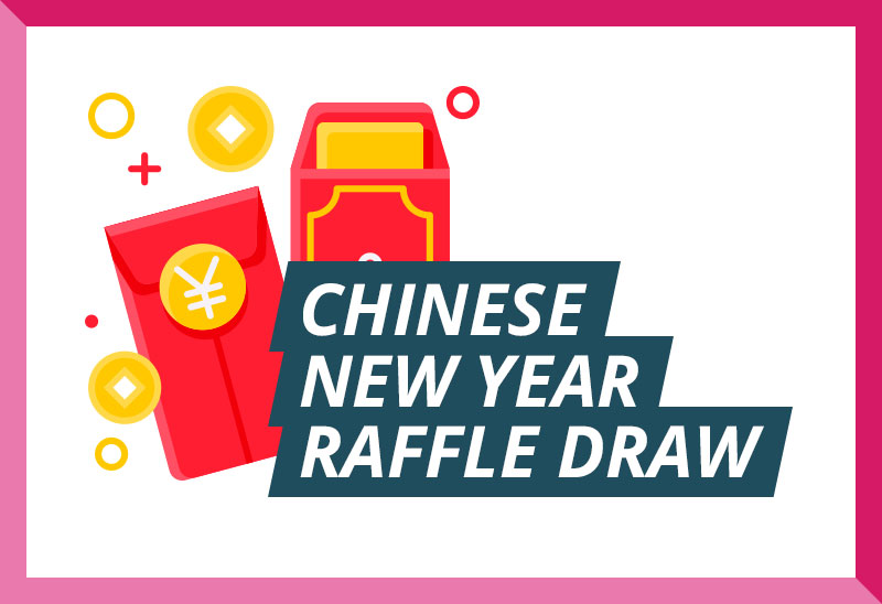 Chinese New Year Raffle Draw