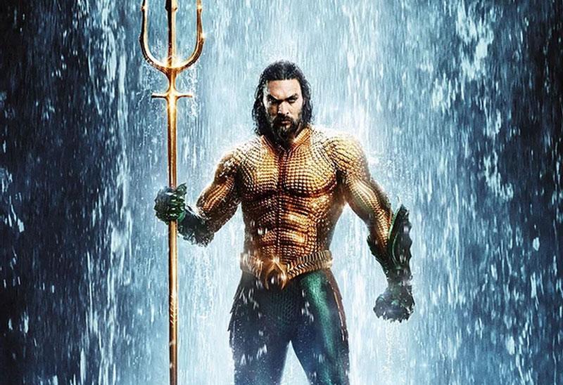Aquaman Moving Screening