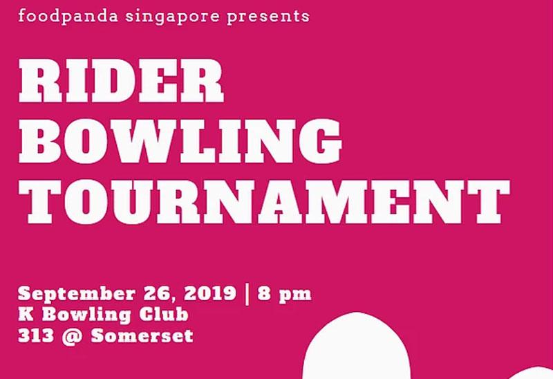 Rider Bowling Tournament
