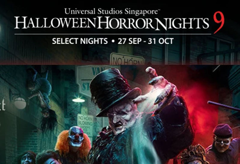 Halloween Horror Nights 9 Contest