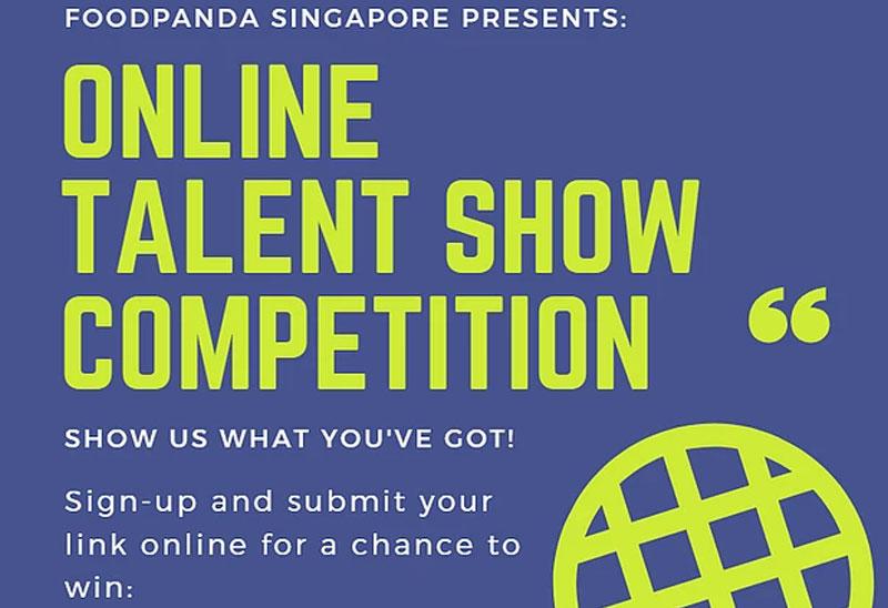 Online Talent Show Competition 2019