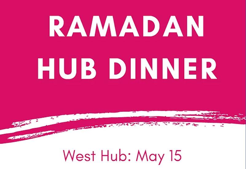 Ramadan Hub Dinner