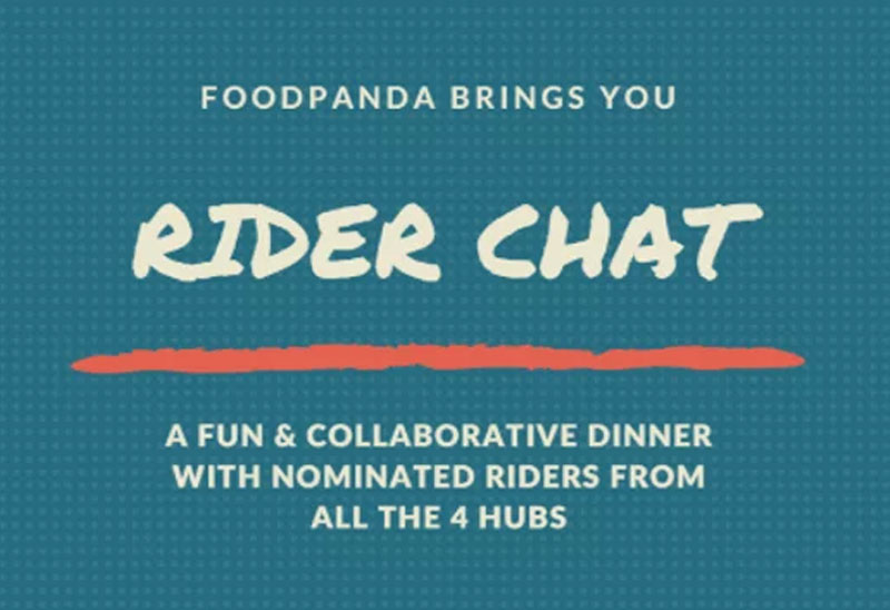 Rider Chat