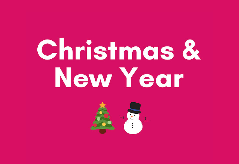 Christmas & NY Raffle