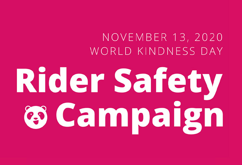 Rider Safety Campaign
