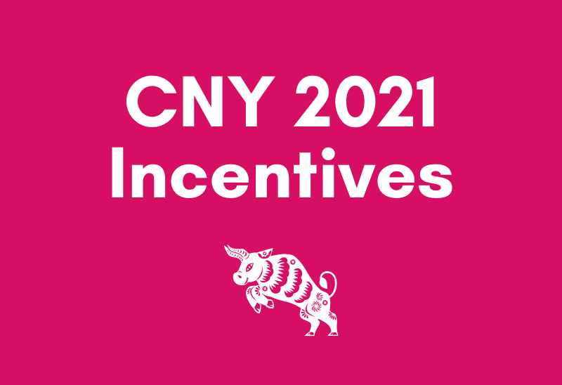 CNY 2021 Incentives