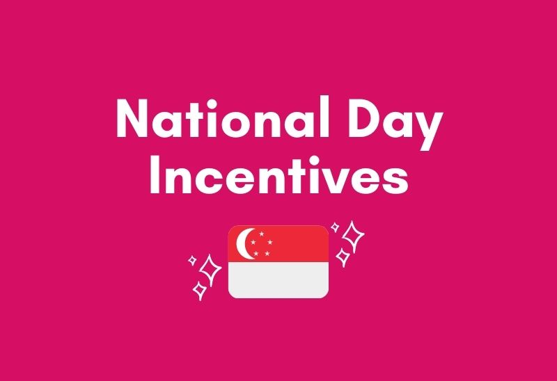 National Day Incentives